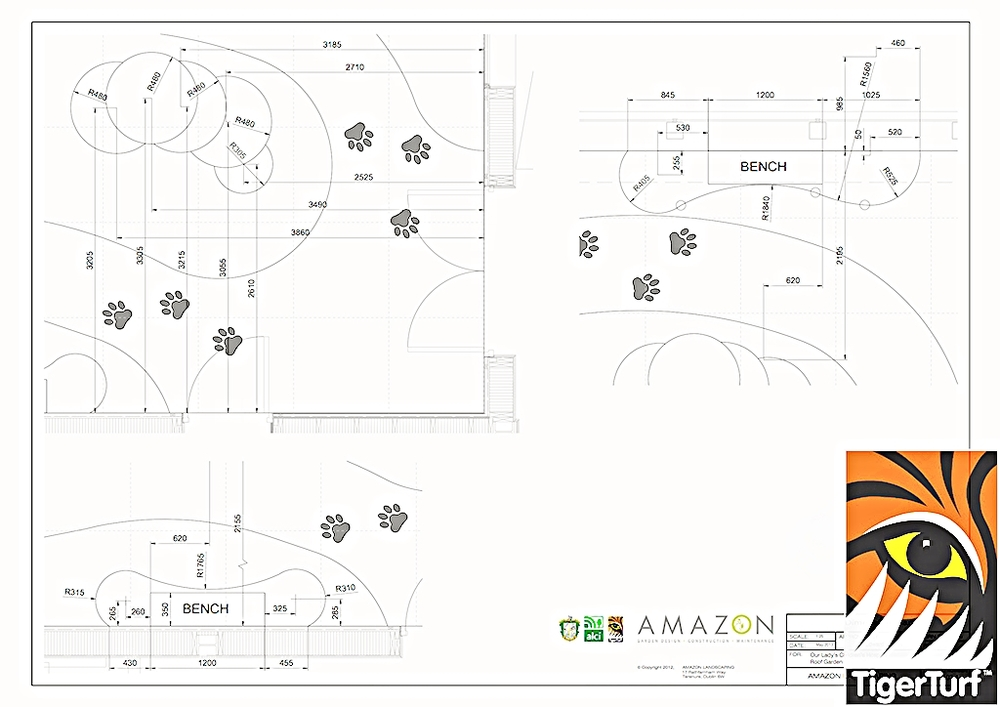 designs for new TigerPlay creche area