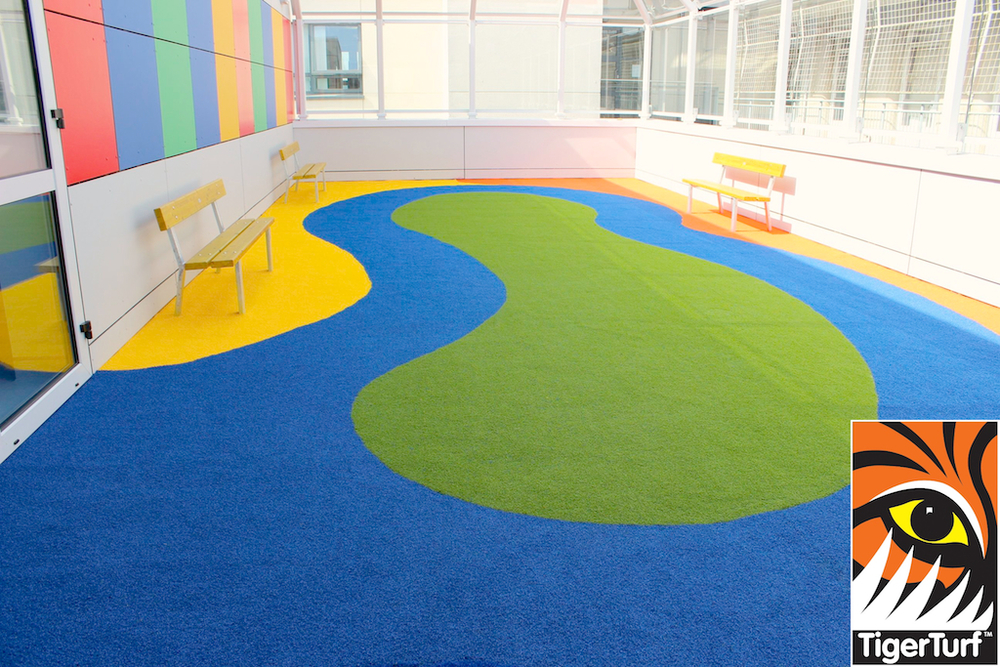 TigerTurf Playground