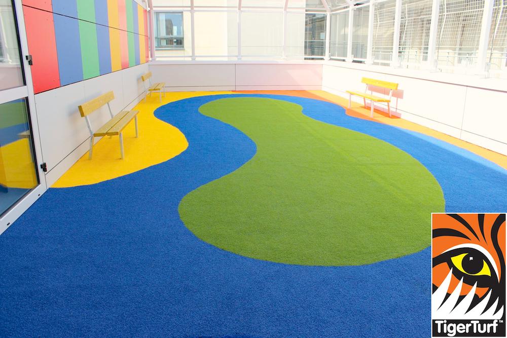 TigerTurf Playground