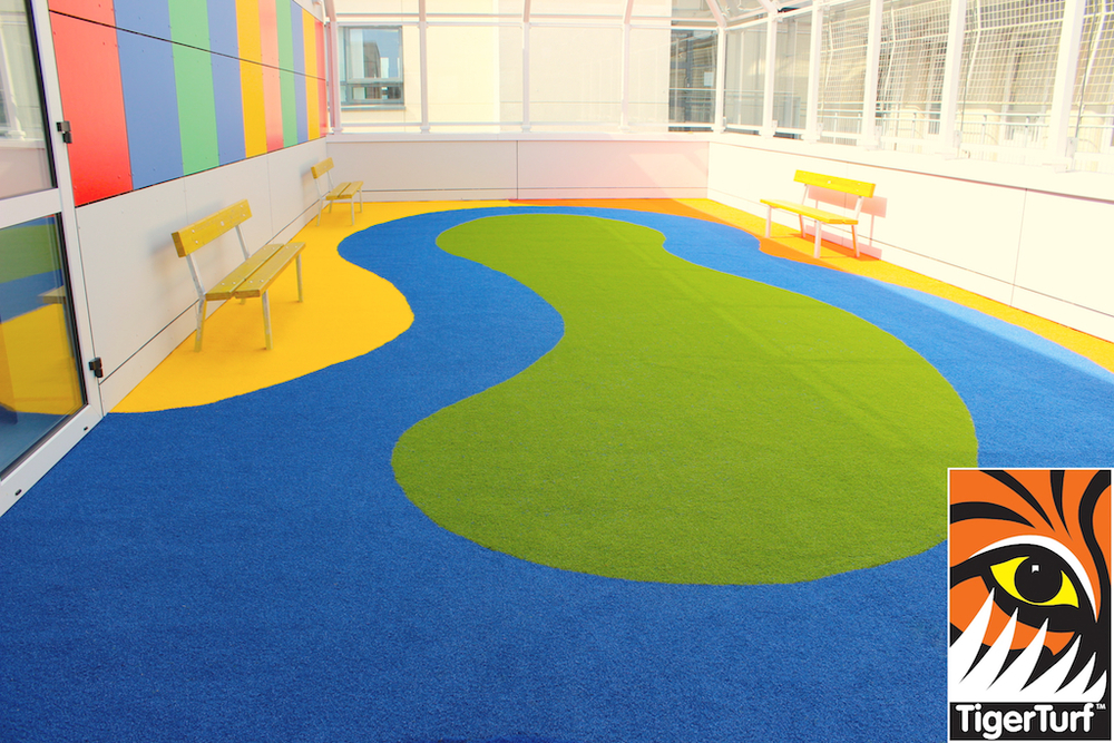 Crumlin hospital playground