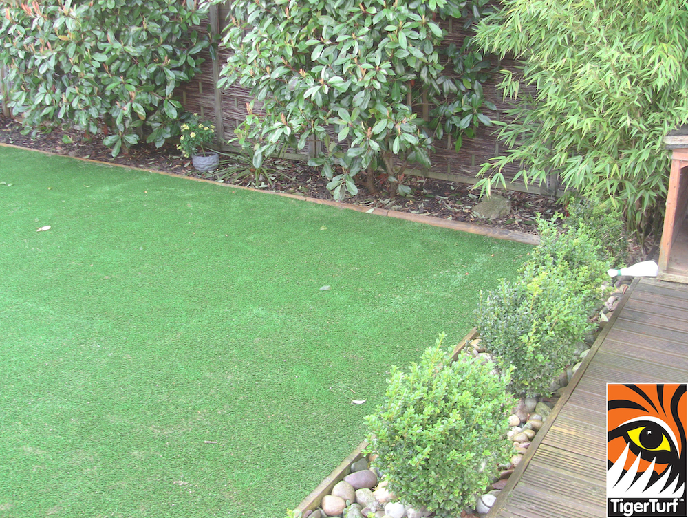 TigerTurf artificial lawn turf