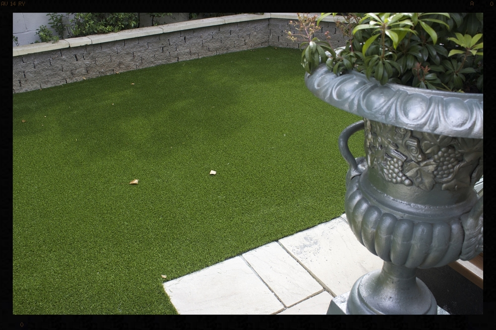 click through image of TigerTurf Lawn