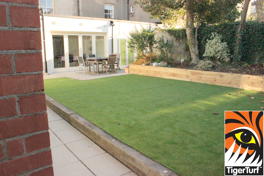 New Artificial Garden Lawn