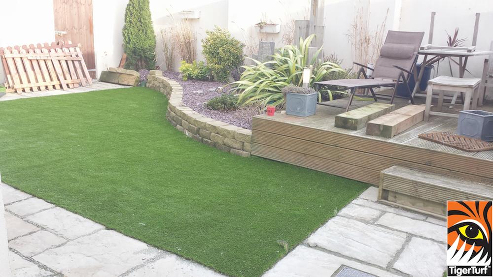 TigerTurf Vision Lawn
