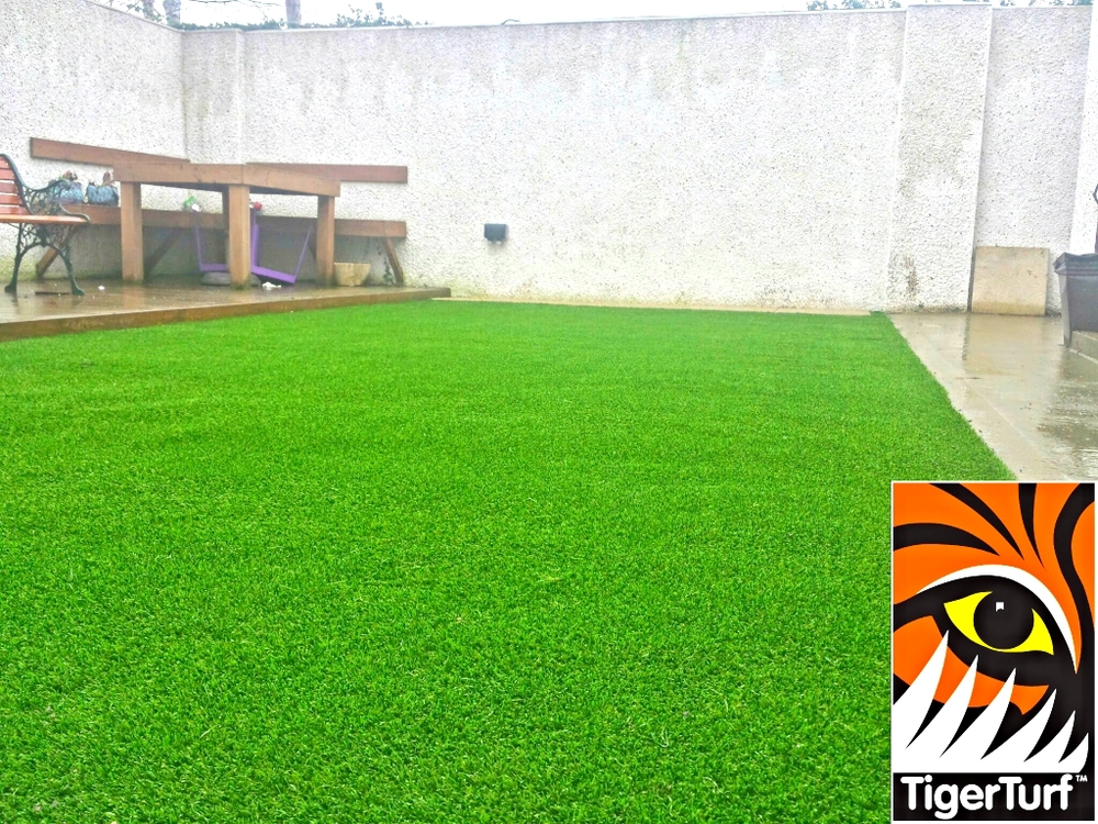 Synthetic Lawn in Dublin Creche