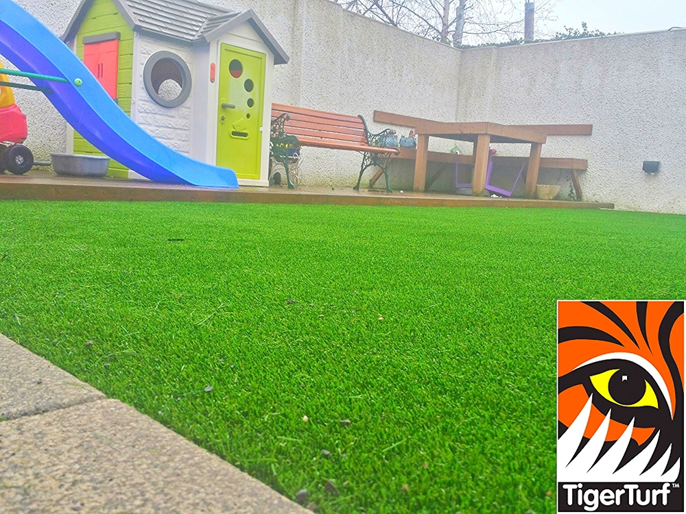 Synthetic Lawn for Creche