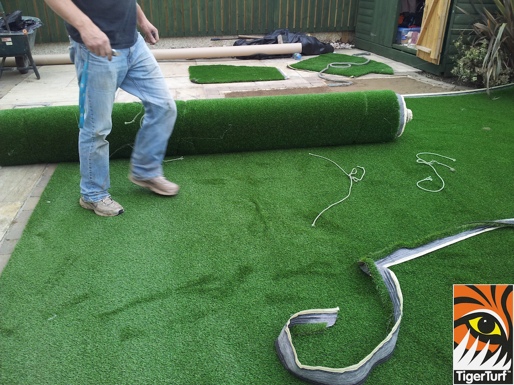 Installer fitting Grass