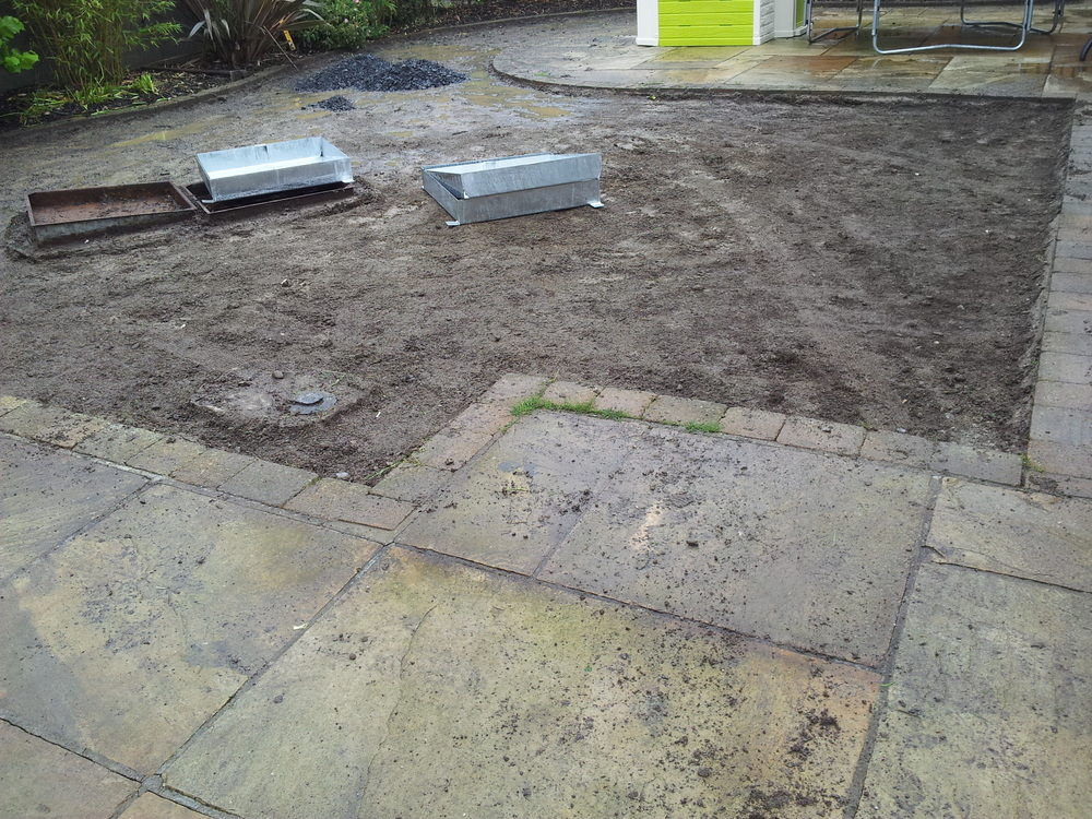 Excavated Topsoil