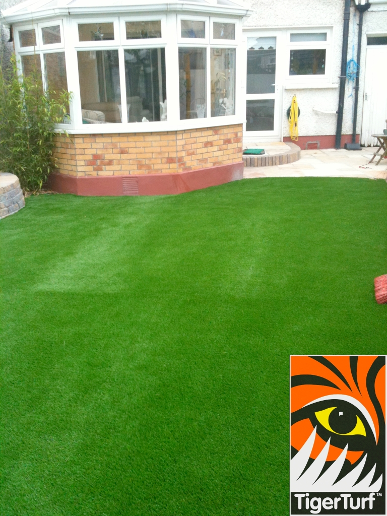 new garden and lawn