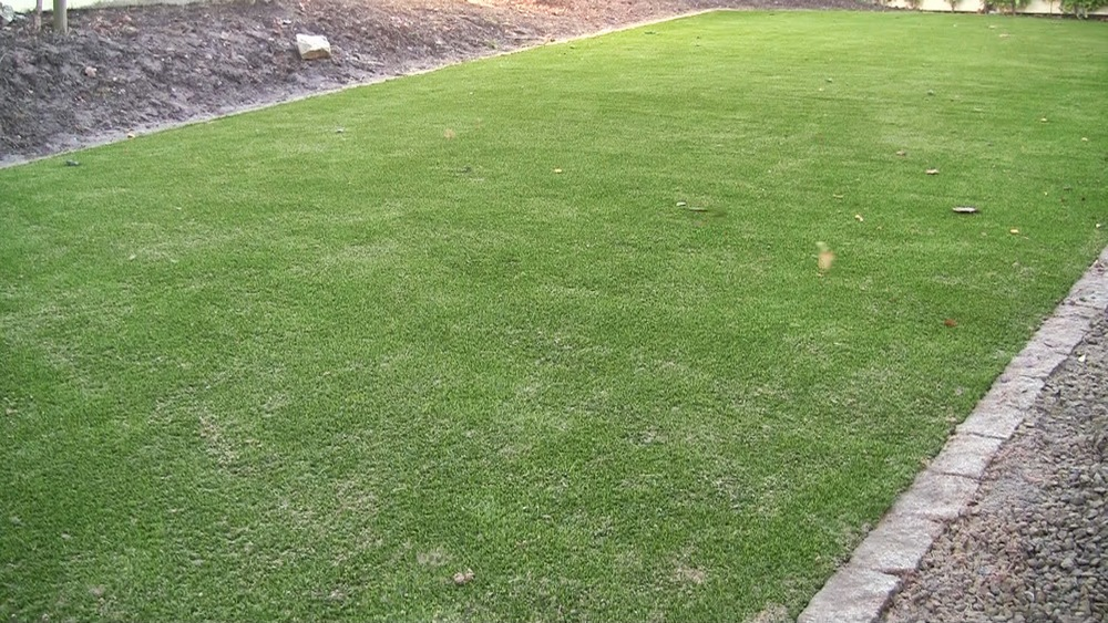 Synthetic Garden Lawn turf Grass