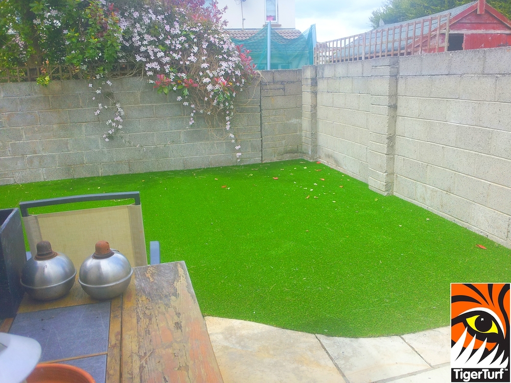 Synthetic Garden Grass Turf Lawn
