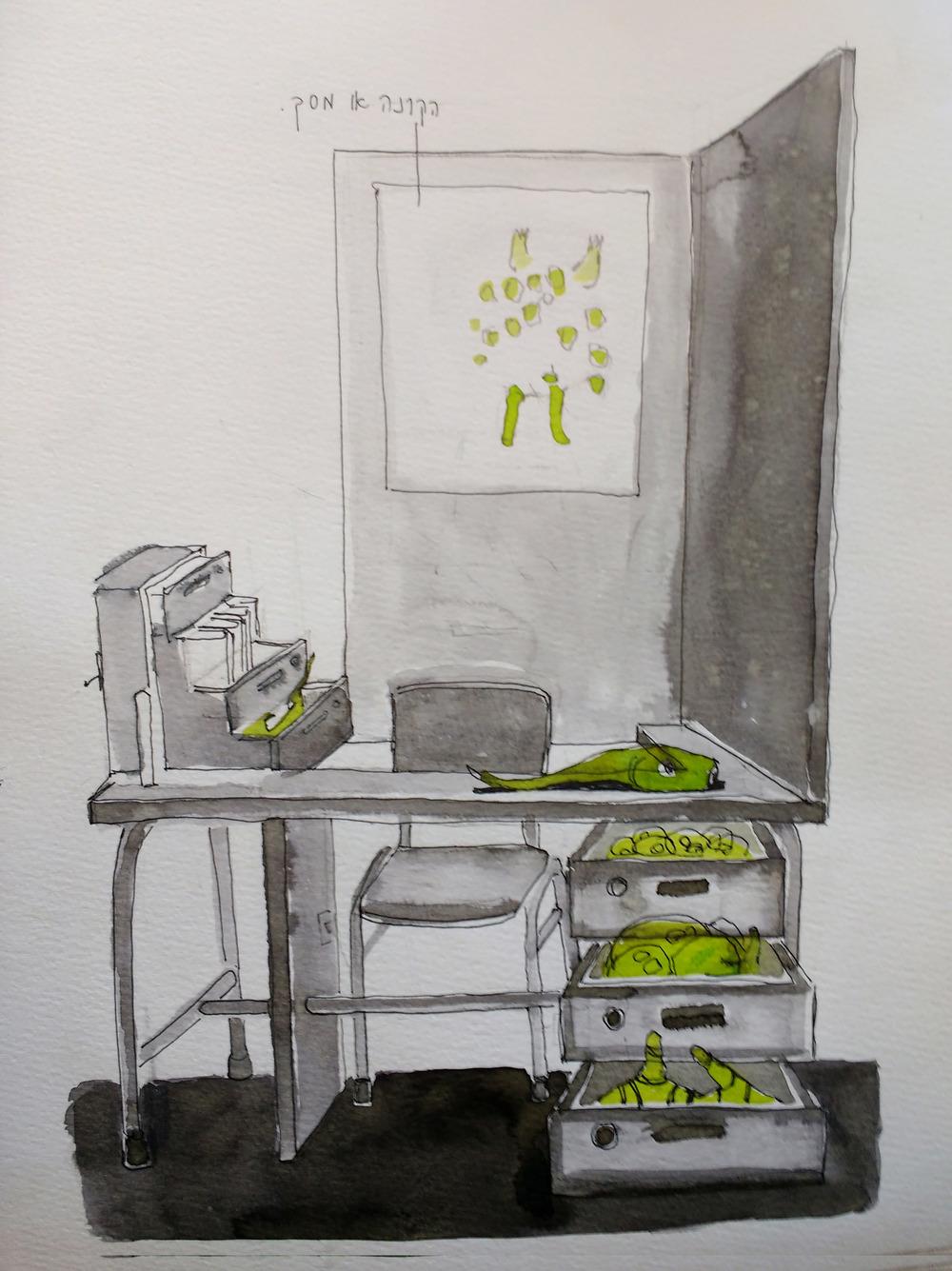 Nivi Alroy sketch