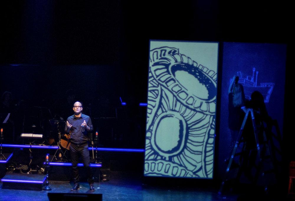 Nivi Alroy Assaf Vardi Revenge of Gaya Weizmann institue