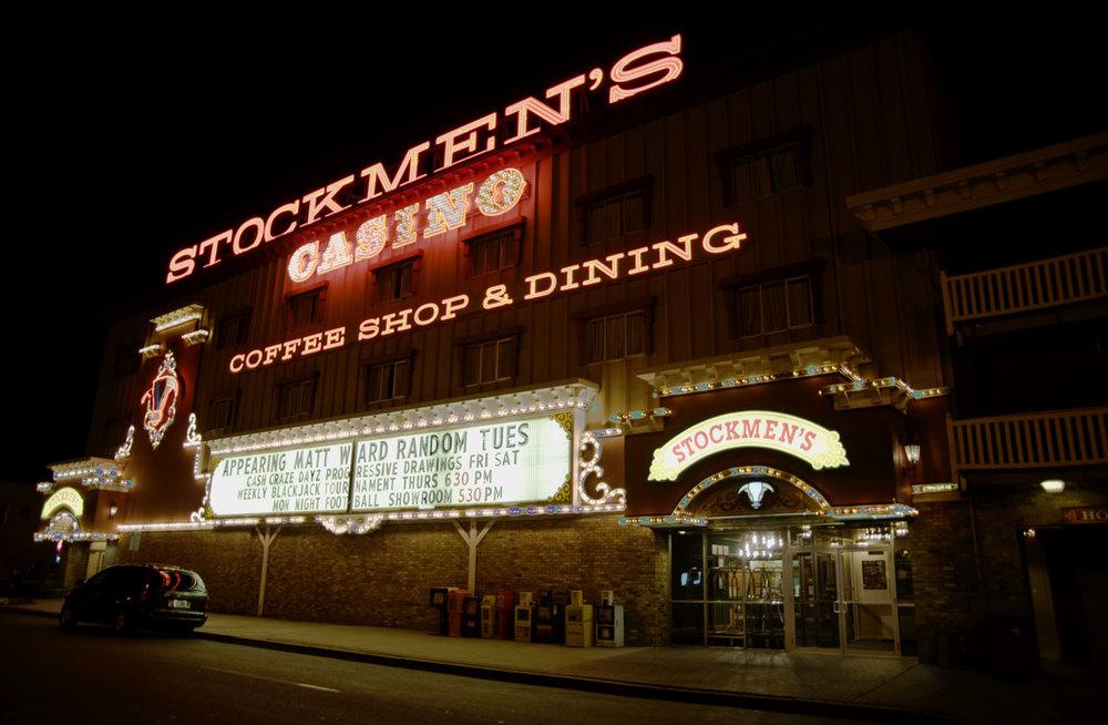 Stockmans casino spirit lake casino bottineau