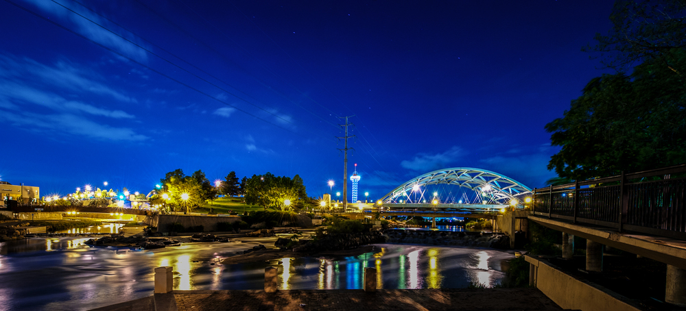 denver-river-night-photography
