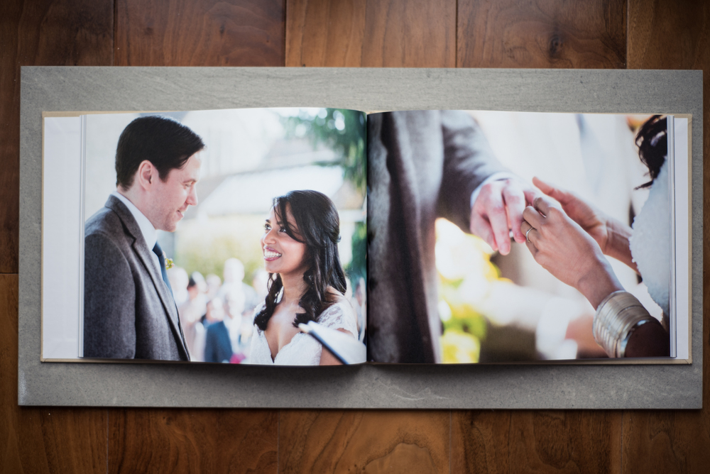 Wedding Album Sample Full Page