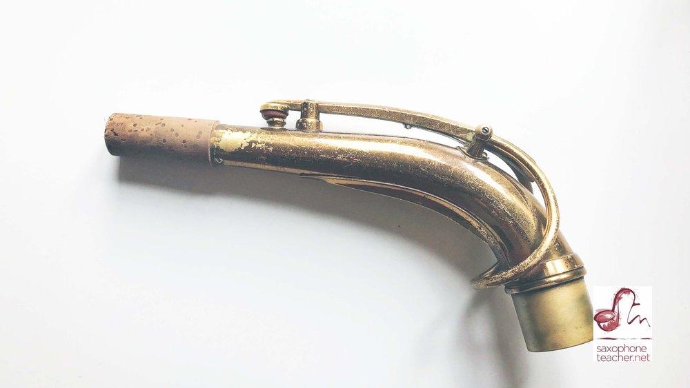 Saxophone Neck