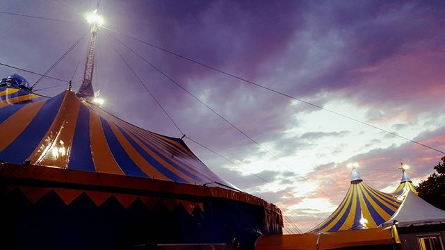 You must see #kurios #cirquedusoleil #yeg !