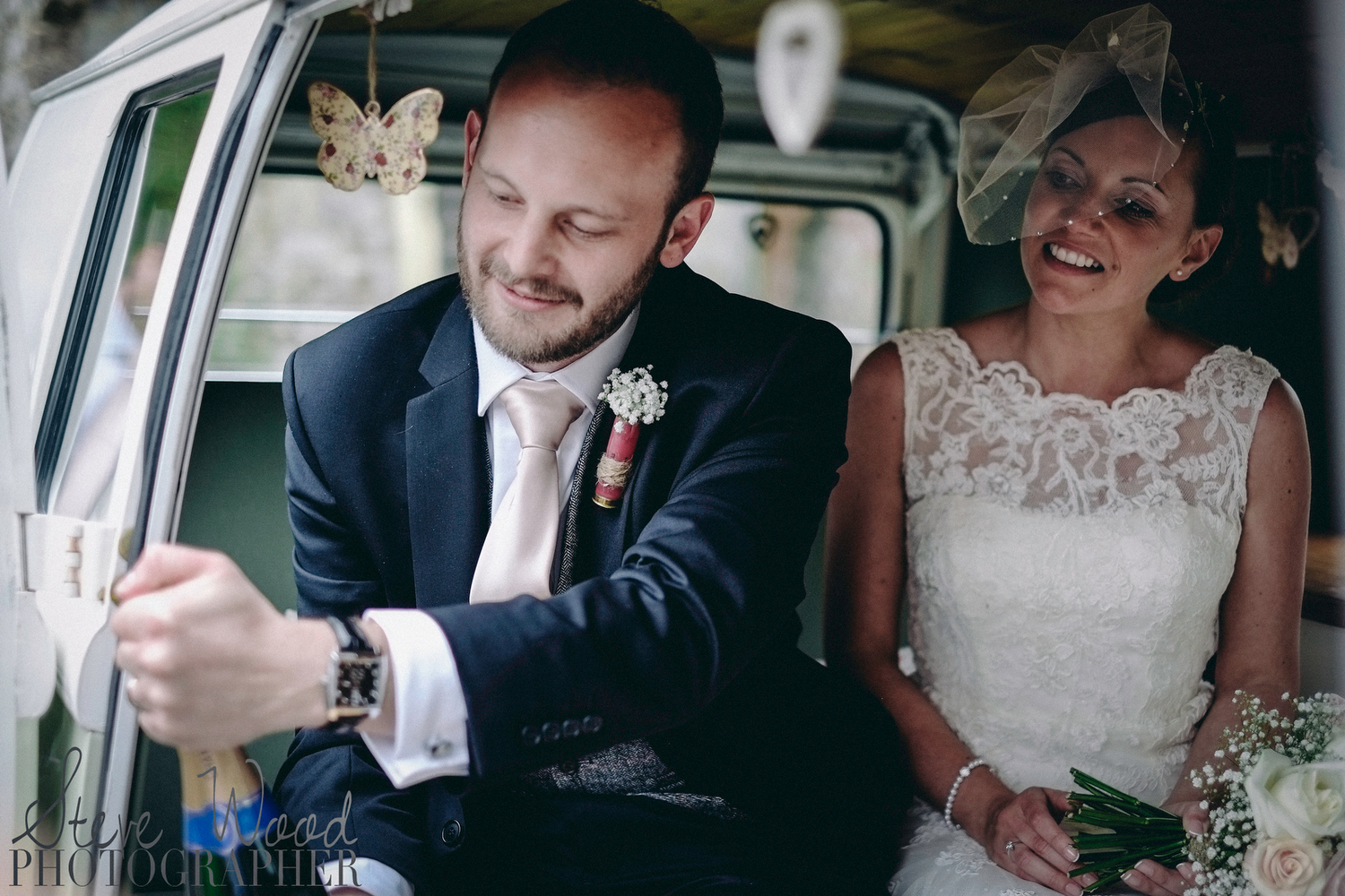 Joint ventures with VW Brides of Bexley, Kent — Steve Wood Photographer
