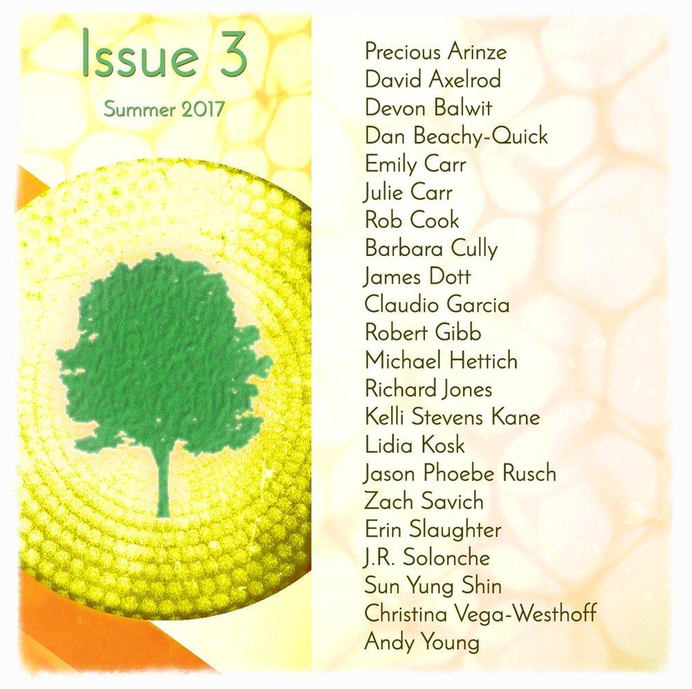 Green Linden Issue 3