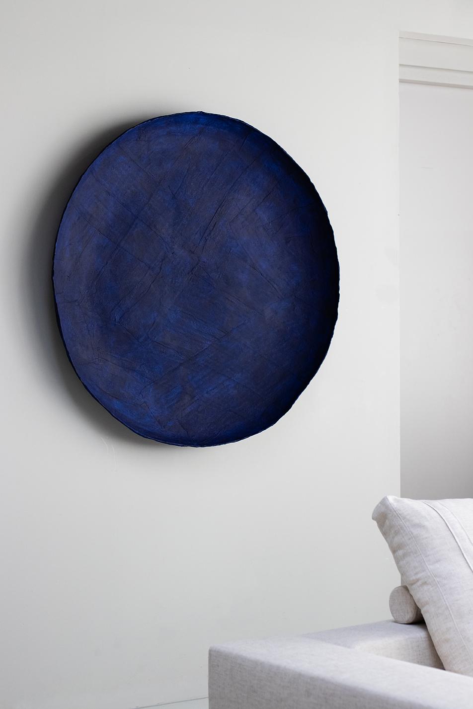 Art Bowl Night Blue | Art & Photography by JULY®