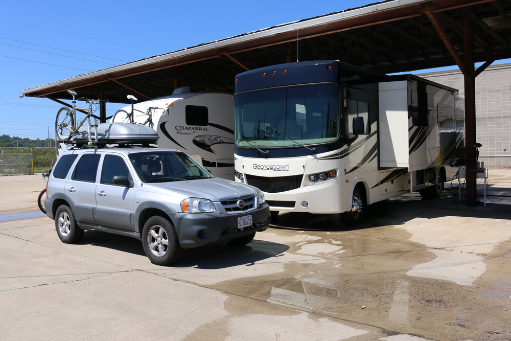 Picking up the RV at Des Moines RV: 13-Aug-2013