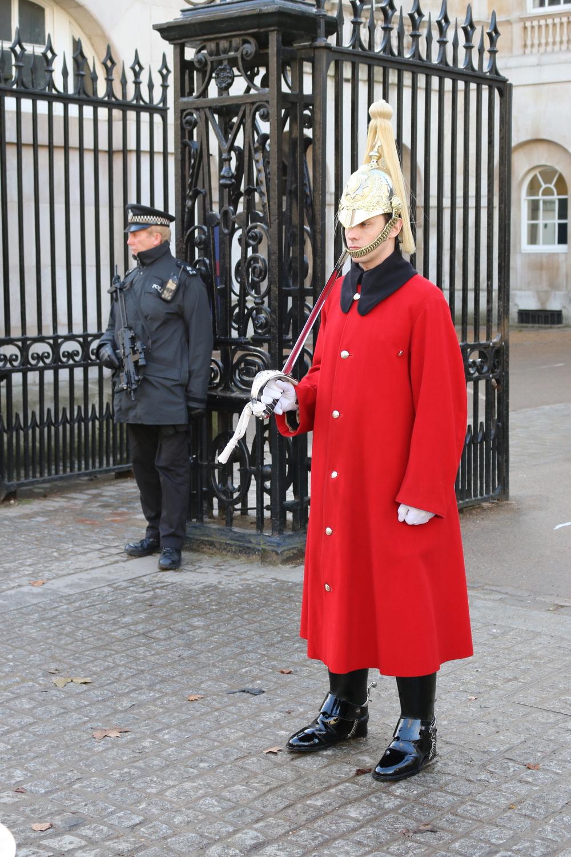 Horse Guards Parade, London.