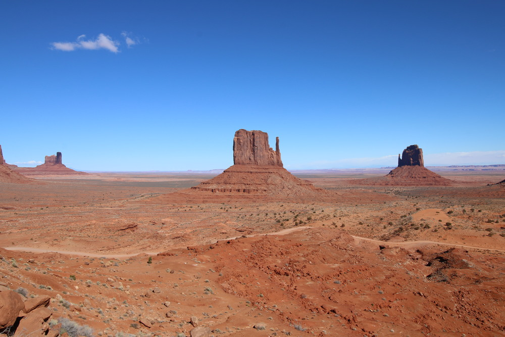 Monument Valley Navajo Nation Tribal Park.