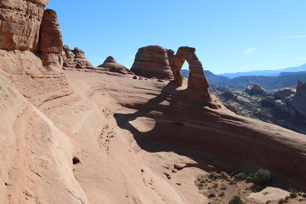 Arches NP: Delicate Arch.