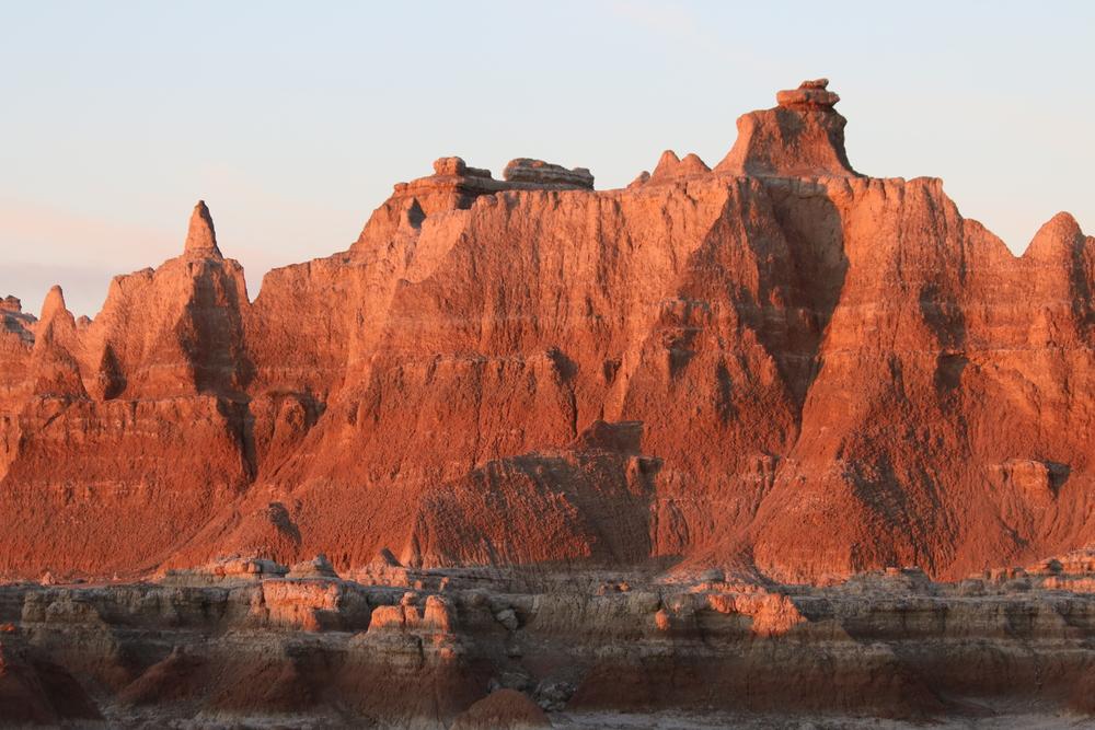 Autumn 2014: IOWA, south Dakota, Wyoming, Utah, Nevada, california