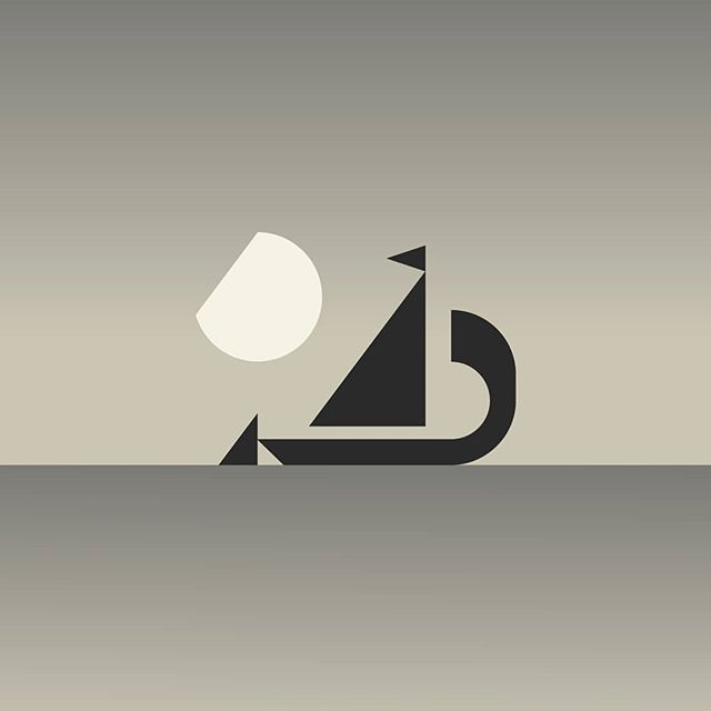 A little homage to Aveiro, a city I lived in for 6 years of my life.  The boats that roam the city are called moliceiros and this is my take on them.  Thinking of those nights walking by the loch... often helping my best friend out of it as he had fallen in once again 😉 . . . #logodesignerlondon #logodesigner #logoinspirations #design #logostandard #boat #river #icondesign #travel #logoexcellent #inspofinds #logotype #freelancedesigner #logoawesome #thedesigntalks #logoprocess #logoplace #logonew #womeninbusiness #minimalism #dribbble #behance #illustration #branding #theptdesign