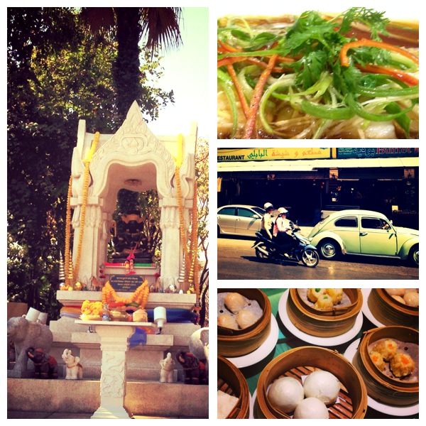 Chiang Mai is a city where shrines and food stalls, motorbikes and rickshaws, go side by side