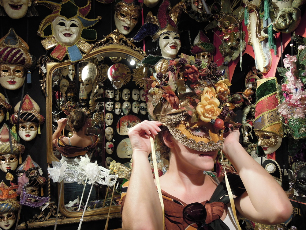 Masquerades are a traditional part of Venetian celebrations - and the winding streets are home to several artisan mask-makers, who will happily talk curious visitors through the creative process.