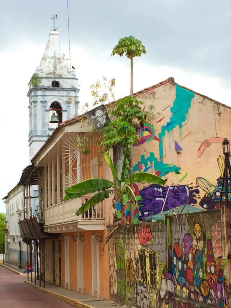 Colourful Casco Viejo