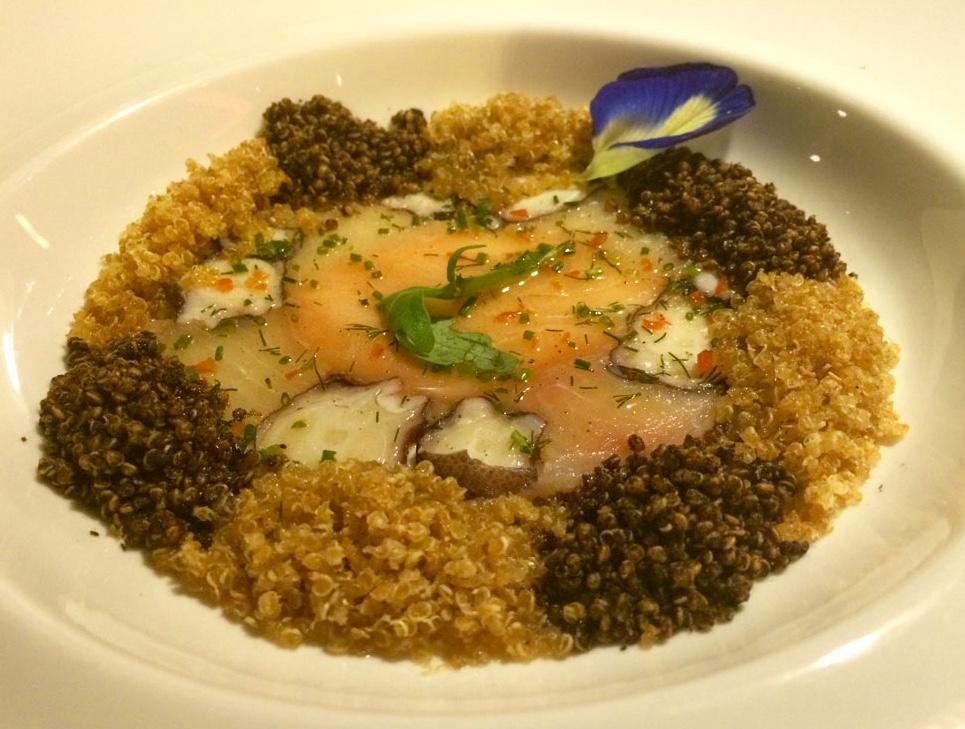 Bravo for quinoa!