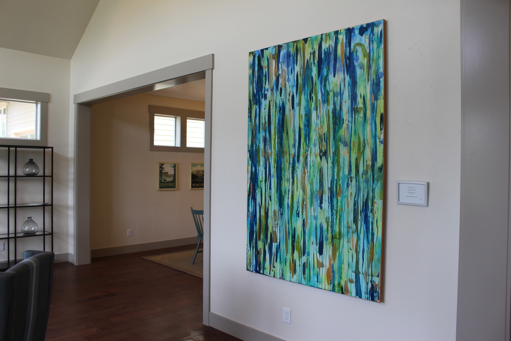 "Another view of ""Anticipation"" 2015. I told you it's big!"