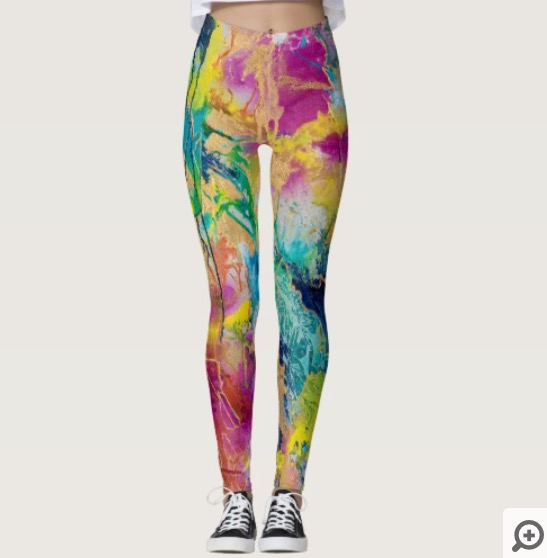 The Color of Joy Leggings