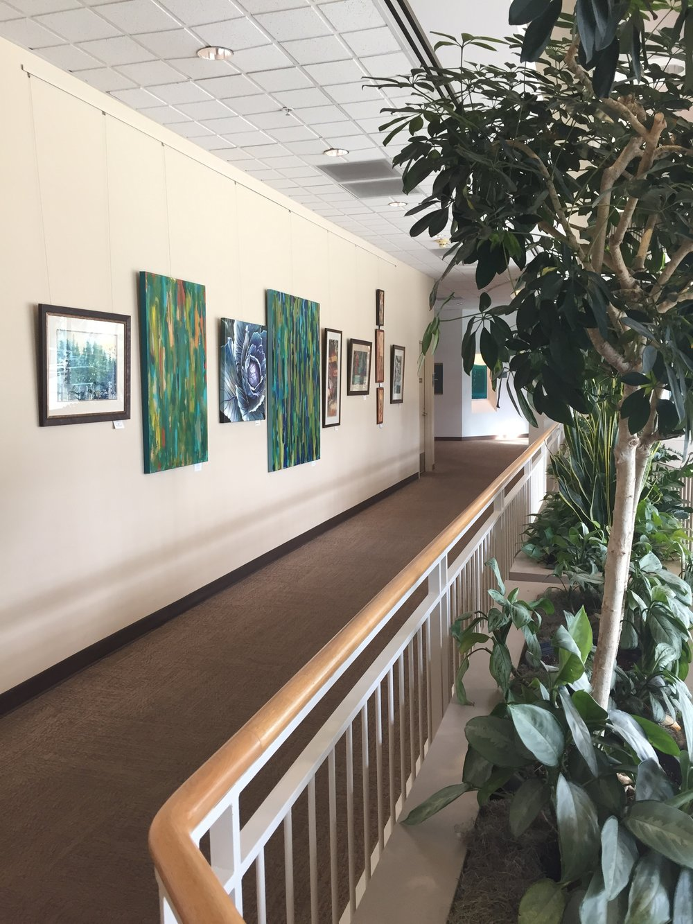 HDAL group show up at St. Charles Bend Hospital for October - December 2016
