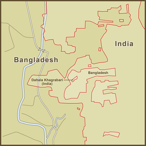 Bangladesh-India, Dahala Khagrabari Exclave.png