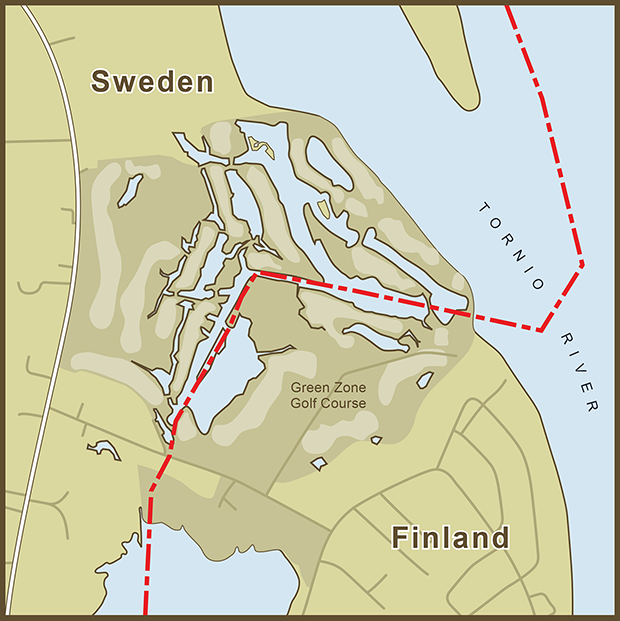 Finland-Sweden, Green Zone Golf Course Map.png