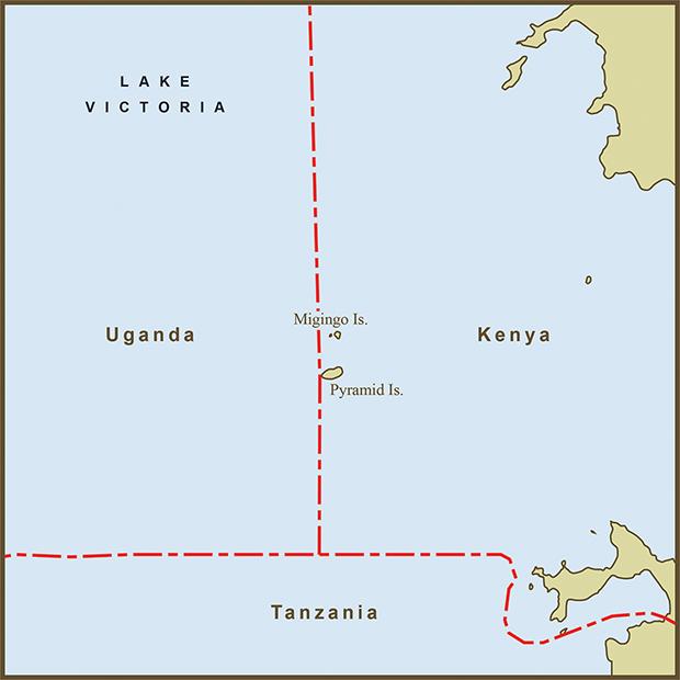Kenya-Uganda, Migingo Island Map.png