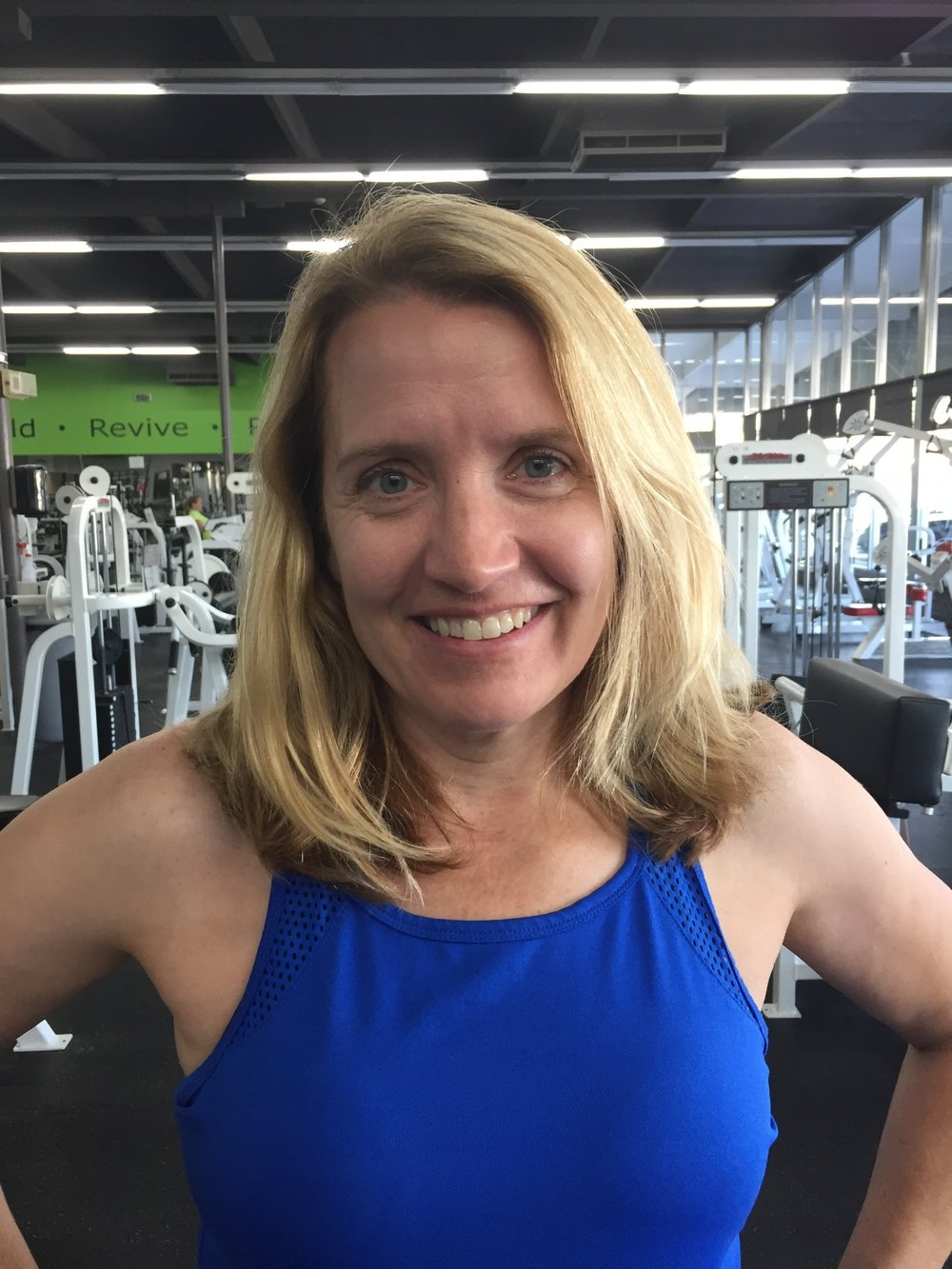 Babette Romancier - Senior class instructor