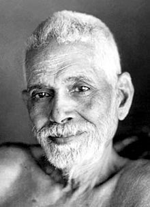 Ramana Maharshi at 60