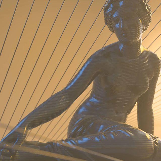 Summer Daze . . . .  #redshift3d #maya #motiongraphics #mdcommunity #thegraphicspr0ject #mgcollective #digitalart #mograph #autodeskmaya #visual_creatorz #lucidscreen #3d #render #rendering