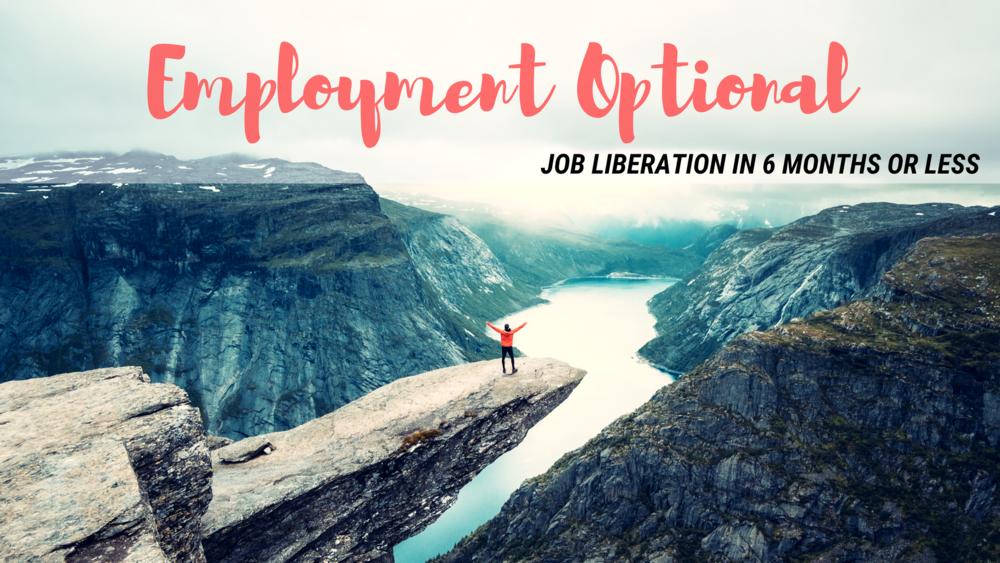Employment Optional Banner