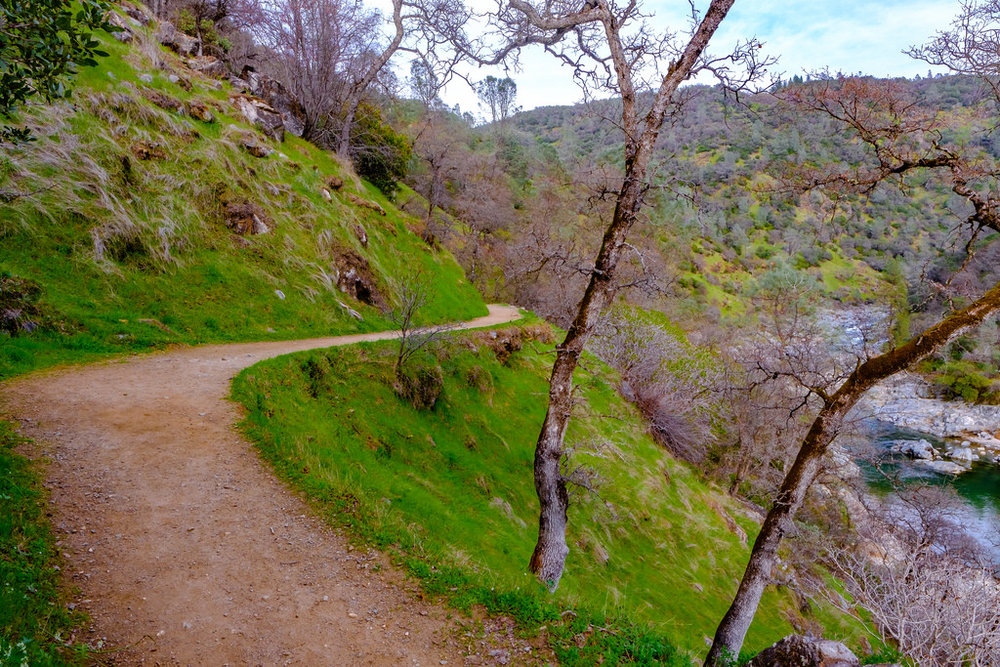 This trail is really great for a light hike. Mostly flat and you don't need to do any climbing.