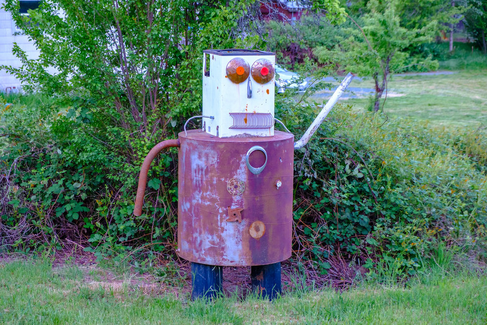 Grass Valley robot