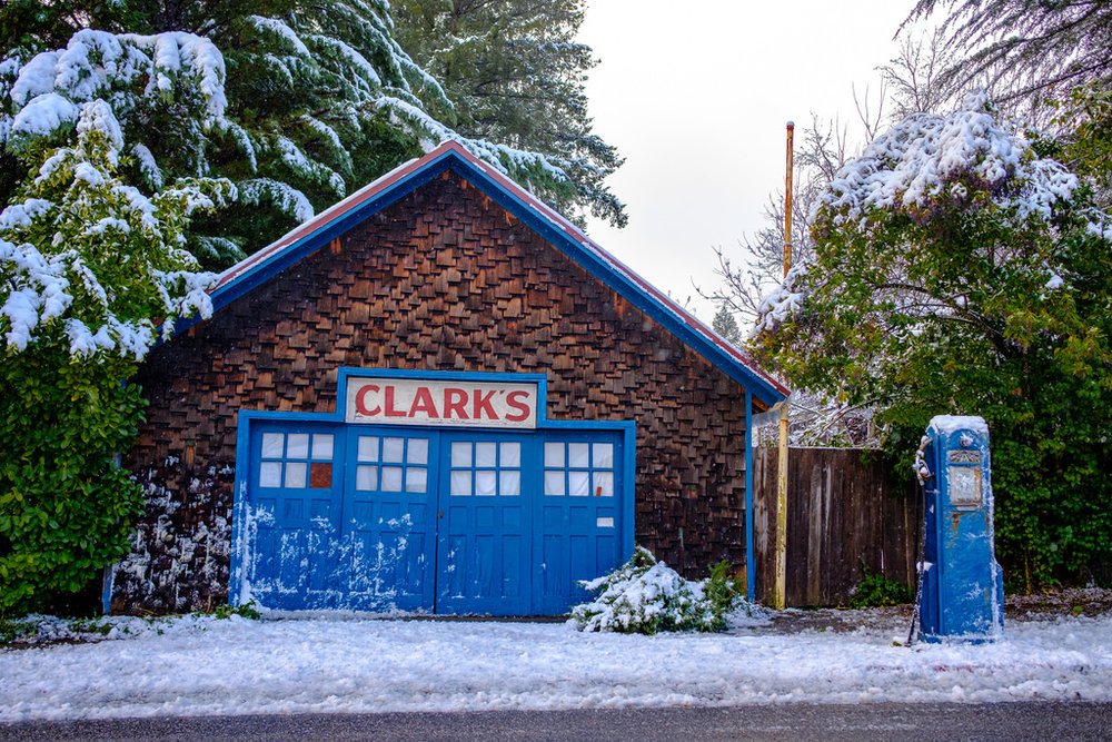 Clark's in Nevada City