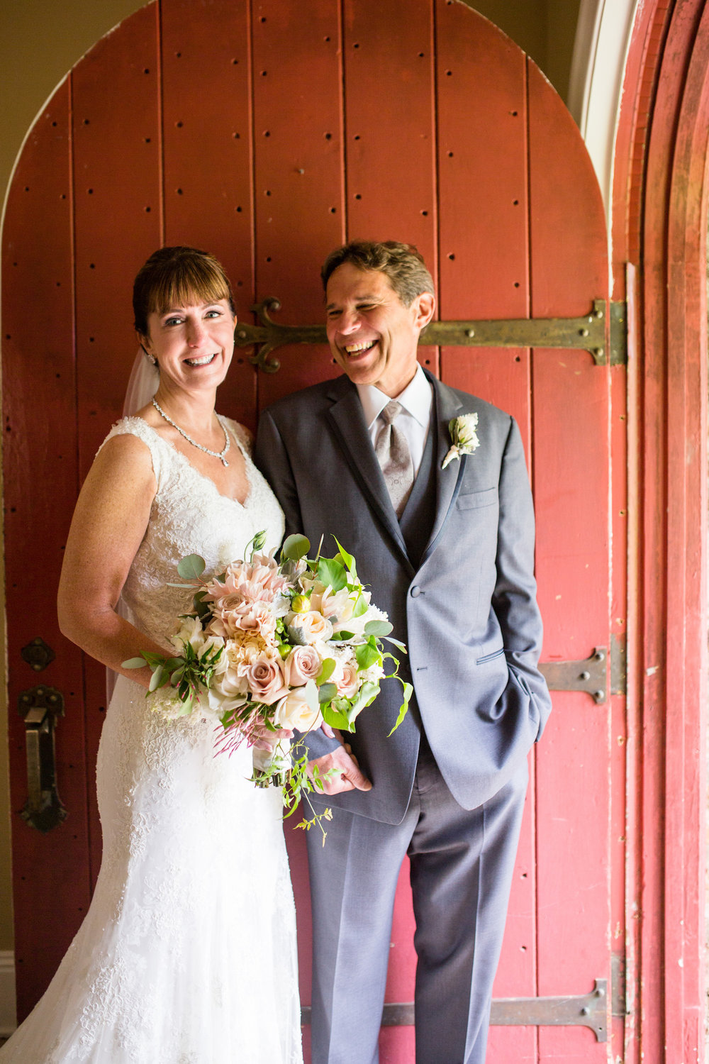 Poplar Springs Bride and Groom