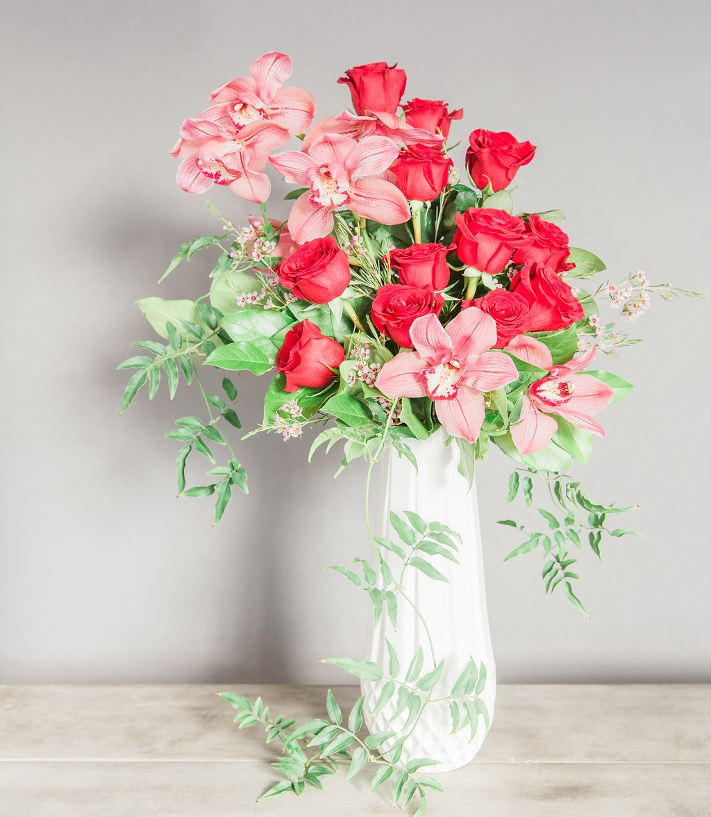Whats New At J Morris Flowers Valentines Day Unveiled Bridal